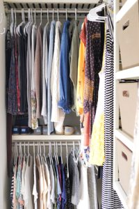 Declutter Your Clothes Closet 3 Organizer Tips 3 | Simply Living NC (4)