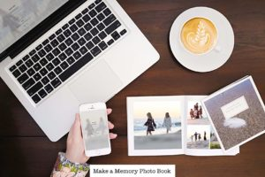 How to make a memory photo book | Artifact Uprising | Simply Living NC