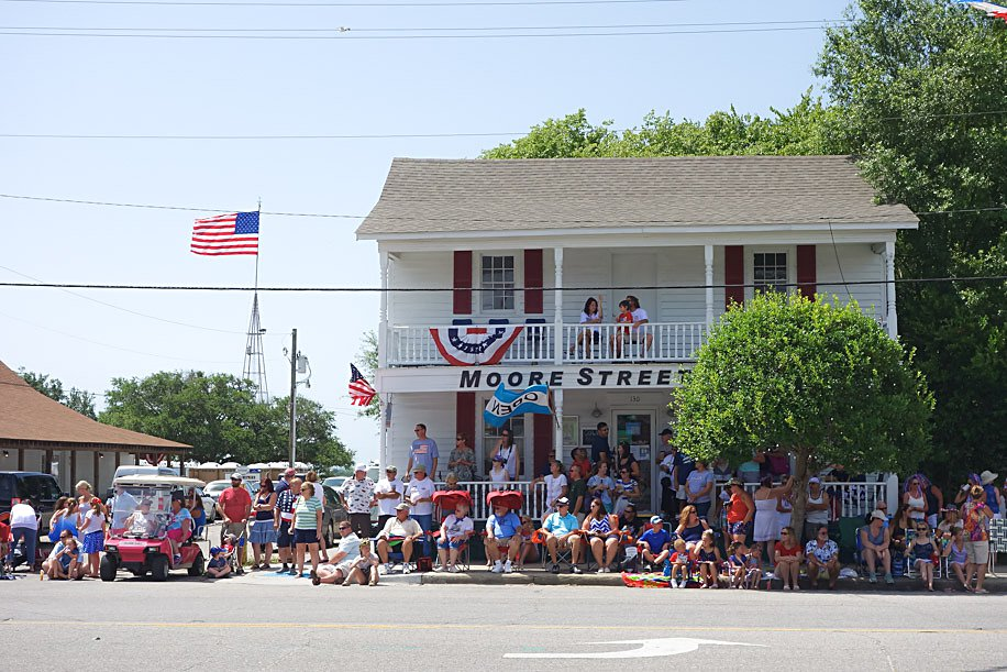 NC 4th of July Festival Southport North Carolina Guide