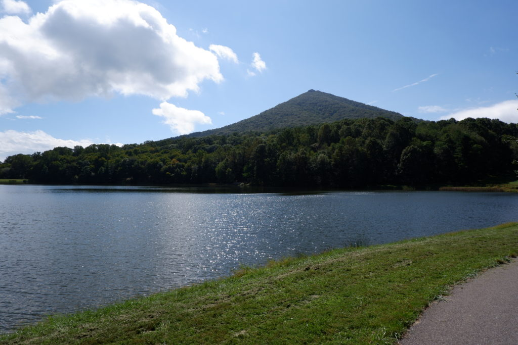 Smith Mountain Lake VA Things to do include Peaks of Otter