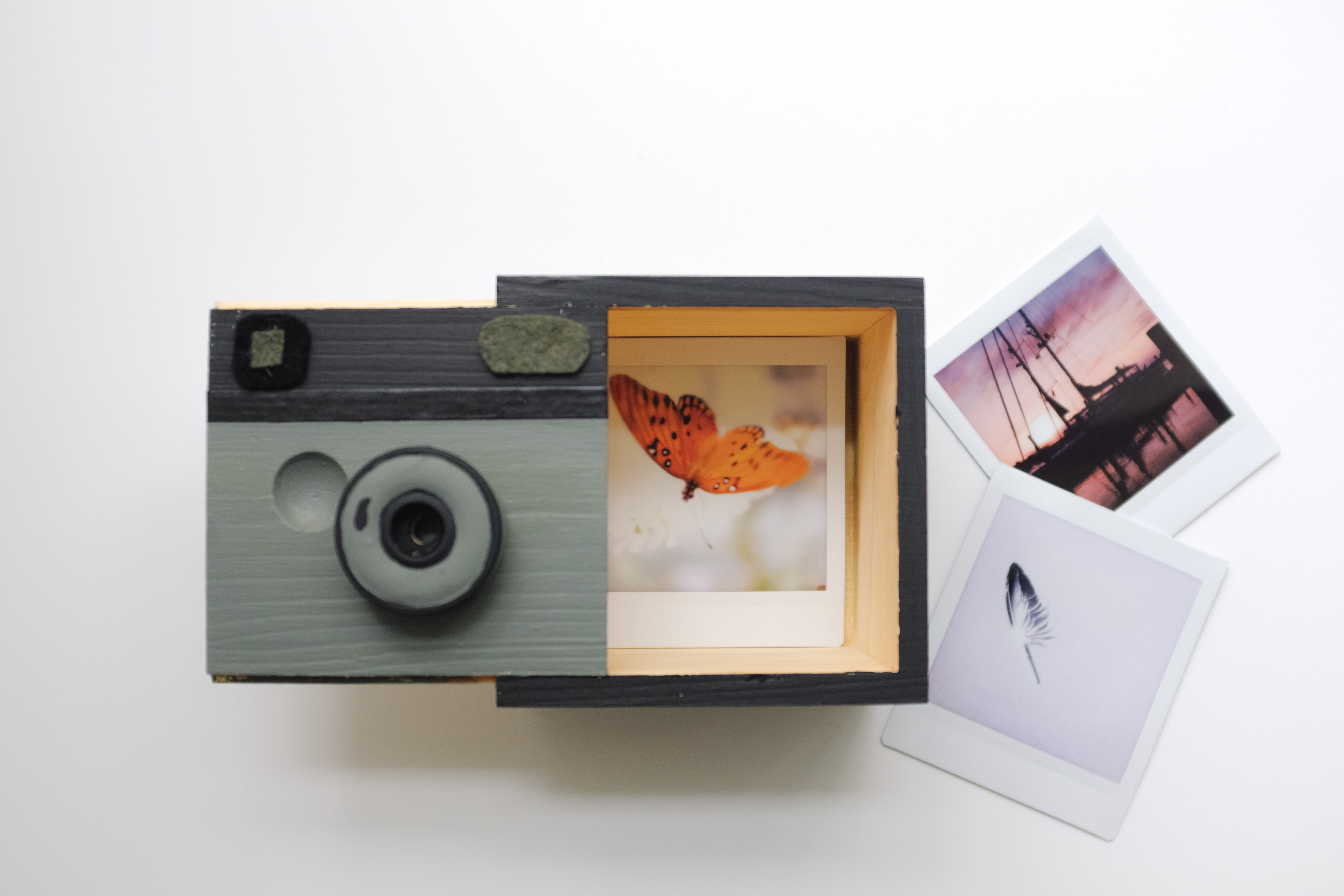 Instant Camera Fujifilm Instax DIY Photo Gift