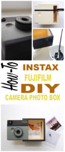 Instant Camera Fujifilm Instax DIY Photo Gift | Simply Living NC