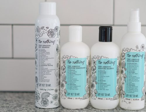 """Fragrance Free Hair Products Brand """"No Nothing"""" Review"""